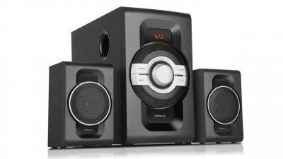 Музыкальный центр 2.1 REAL-EL M-590