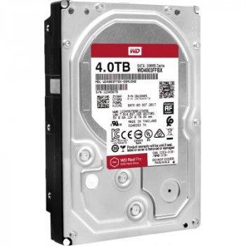 """Жорсткий диск 3.5"""" 4TB WD (WD4003FFBX)"""