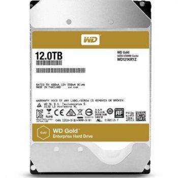 """Жорсткий диск 3.5"""" 12TB WD (WD121KRYZ)"""