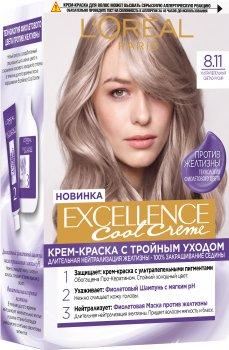 Стойкая краска для волос L'Oréal Paris Excellence Cool Creme 192 мл