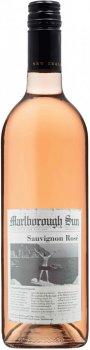 Вино Marlborough Sun Sauvignon Rose розовое сухое 0.75 л 12.5% (9418076003107)