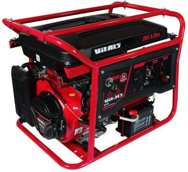 Генератор бензиновый Vitals JBS 5.0be (88865N)