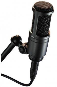 Мікрофон студійний Audio-Technica AT2020