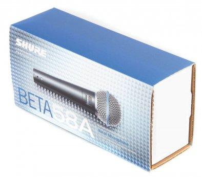 Мікрофон вокальний Shure Beta 58A