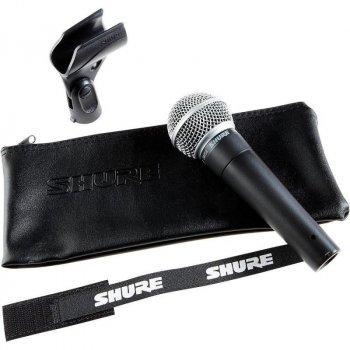 Мікрофон вокальний Shure SM58-LC