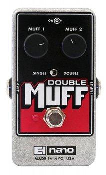 Педаль эффектов Electro-Harmonix Double Muff