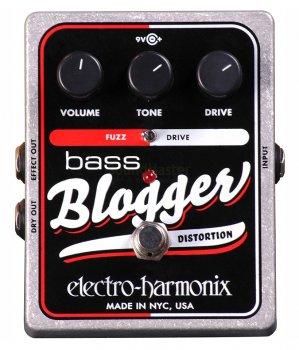 Педаль эффектов Electro-Harmonix Bass Blogger