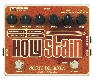 Педаль эффектов Electro-Harmonix Holy Stain