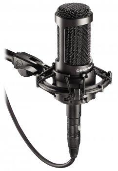 Мікрофон студійний Audio-Technica AT2035