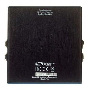 Педаль эффектов Source Audio SA 263 Collider Delay+ Reverb