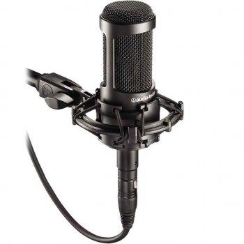 Мікрофон студійний Audio-Technica AT2050