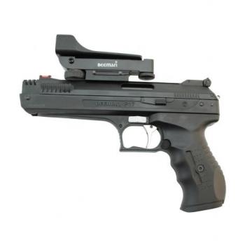 Пістолет пневматичний Beeman P17, 4,5 мм 135 м/с, кол.приціл