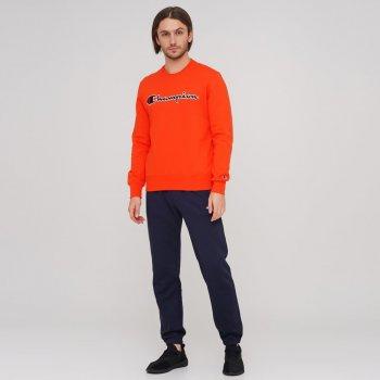 Чоловічі спортивні штани Champion Elastic Cuff Pants Темно-синій (cha214955-NNY)