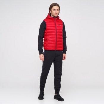 Чоловіча куртка-жилет Champion Vest Червоний (cha214872-CMR/ALLOVER)
