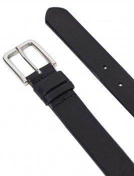 Кожаный детский ремень для брюк H&M 0677917002 черный