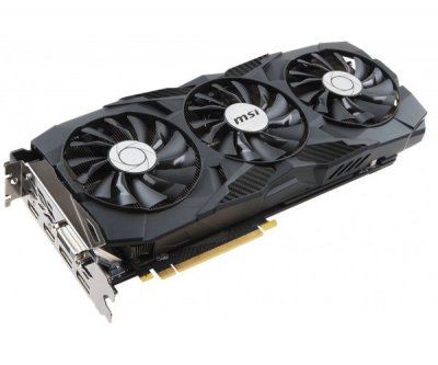 Відеокарта MSI GeForce GTX 1080 TI DUKE 11G