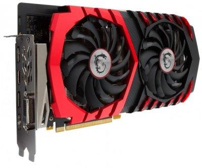 Відеокарта MSI GeForce GTX 1060 GAMING X 3G