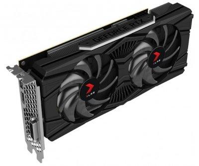 Відеокарта PNY GeForce RTX 2060 XLR8 (VCG20606DFPPB-O)