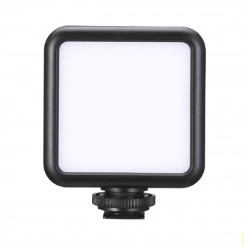 Накамерный постоянный свет для фото видеосъемки Ulanzi VL49 LED Type-C аккумулятор 2000 мАч с креплением для холодного башмака и резьбой 1/4 5500К (5544LZ)