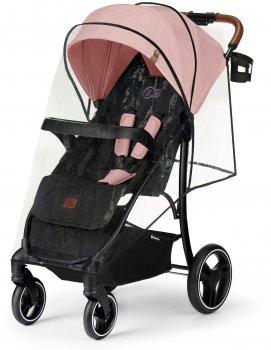 Прогулянкова коляска Kinderkraft Cruiser LX Pink (304097)