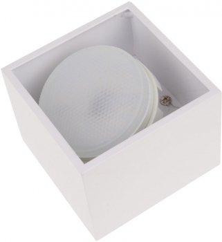 Точковий світильник Brille AL-713/1 GX53 WH (36-353)