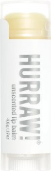 Бальзам для губ Hurraw! Unscented Balm 4.8 г (851228005229)