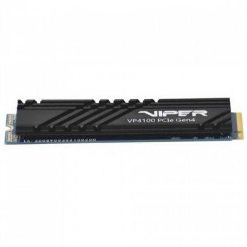 SSD 500GB Patriot VP4100 M. 2 2280 PCIe 4.0 x4 3D TLC (VP4100-500GM28H)
