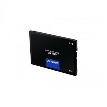 """SSD 1ТВ GOODRAM CX400 Gen.2 2.5"""" SATAIII 3D TLC (SSDPR-CX400-01T-G2)"""