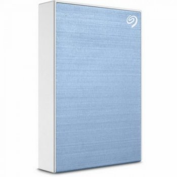 """HDD ext 2.5"""" USB 1.0 TB Seagate One Touch Light Blue (STKB1000402)"""