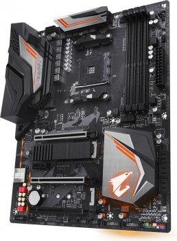 Материнська плата Gigabyte X470 Aorus Ultra Gaming (sAM4, AMD X470, PCI-Ex16), RMA
