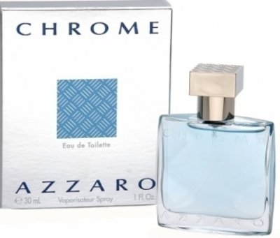 Azzaro Chrome. Туалетная вода (30 мл)