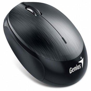 Мишка Genius NX-9000BT V2 Iron Gray (31030009403)