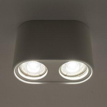 Накладний світильник точковий GYPSUM LINE Bristol R1803-2 WH білий