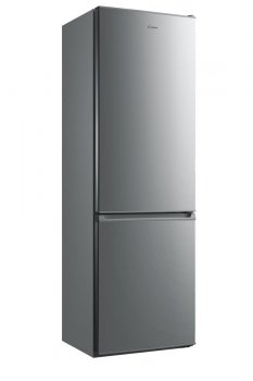 Холодильник Candy CMDCS6182X09 ниж. мороз./188см/271л/A+/Статична/Нержавіюча сталь (JN63CMDCS6182X09)