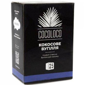 Вугілля Khmara Cocoloco 1 кг в індивідуальній упаковці