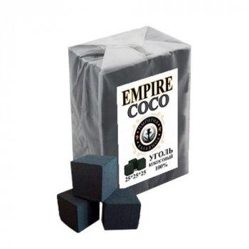 Вугілля Coco Empire 1 кг Shisha Store