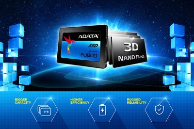 """Твердотельный накопитель SSD ADATA SATA 2.5"""" 512GB SU800 TLC (JN63ASU800SS-512GT-C)"""