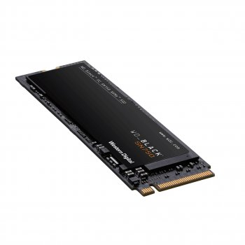Твердотельный накопитель SSD M.2 WD Black SN750 500GB NVMe PCIe 3.0 4x 2280 TLC (JN63WDS500G3X0C)