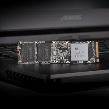 Твердотельный накопитель SSD ADATA M.2 NVMe PCIe 3.0 x4 512GB 2280 SX8100 (JN63ASX8100NP-512GT-C)