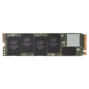 Твердотельный накопитель SSD M.2 INTEL 660P 512GB PCIe 3.0 x4 2280 QLC (JN63SSDPEKNW512G8X1)