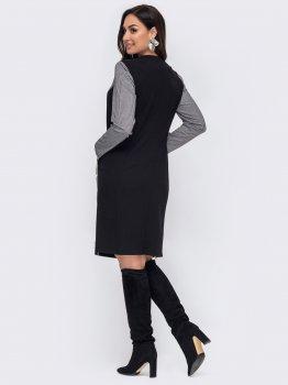 Плаття Dressa 52717 Чорне