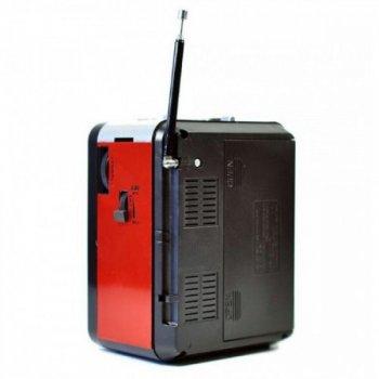 Радіоприймач Портативний Golon RX-9100 Red
