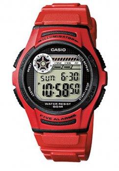 Чоловічий годинник CASIO W-213-4AVEF
