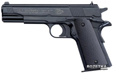 Пневматичний пістолет Umarex Colt Goverment 1911 A1 (417.00.00)