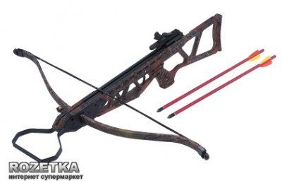 Арбалет Man Kung MK-120TCR + 2 стріли (31/MK-120TCR)