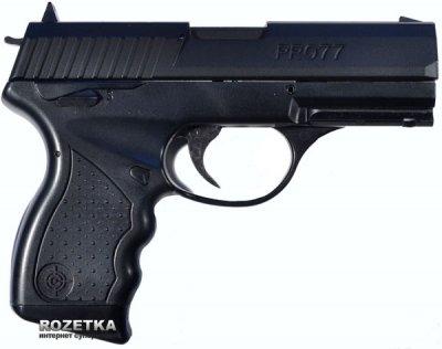 Пневматичний пістолет Crosman PRO77 Kit (PRO77KT)