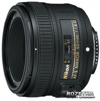 Nikon AF-S Nikkor 50mm f/1.8G (JAA015DA) Офіційна гарантія