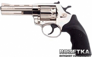 "Револьвер Alfa мод 440 4"" (нікель, пластик) (14310005)"