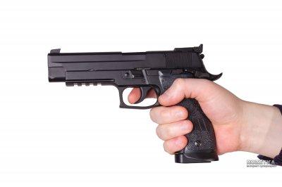 Пневматичний пістолет KWC 226 Blowback (226/KMB74AHN)