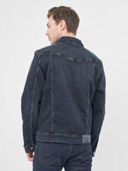 Джинсова куртка Calvin Klein Jeans Foundation Denim Jacket J30J316194-1BJ Blue Black